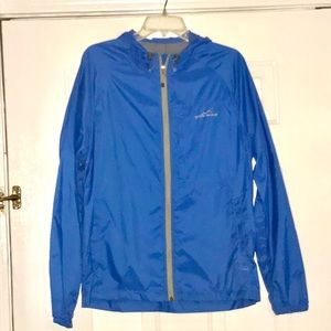 Eddie Bauer Men's Hooded Windbreaker